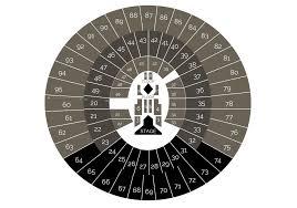 Frank Erwin Center Adele Seating Chart