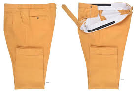 Linen: Sunset Yellow <b>Twill</b> | <b>Twill pants</b>, <b>Pants</b>, Chinos <b>pants</b>
