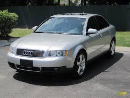2003 Light Silver Metallic Audi A4 3.0 quattro Sedan #30935582 ...