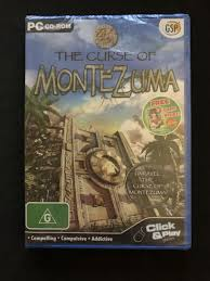 Hunt your way through a story in straightforward hidden object games, or find the differences in a full range of find the difference games. New Sealed The Curse Of Montezuma Pc Cd Rom Puzzle Hidden Object Game For Sale Online