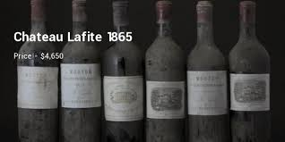 Image result for 1865 red wine