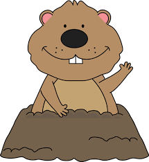 Image result for groundhog cartoon images