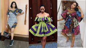 Best African Designs For Ladies 2019 Best Attractive African Short Gown Styles For Women