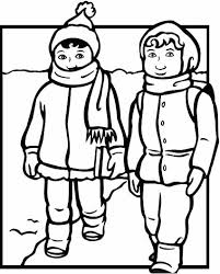 Small Picture Animations A 2 Z Coloring pages of winter clothing
