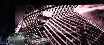 2018 lexus turbo. wonderful lexus 2018 lexus ls 500 adds twinturbo power to luxury flagship sedan in detroit with lexus turbo r