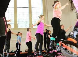 jump fit cles tuesdays at 6 30pm