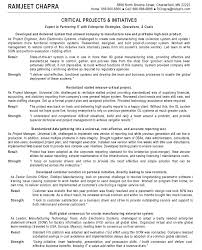 Technical Manager Resume Example Sample Project Resumes Htx Paving