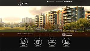 architecture design portfolio. Arche Architecture Creative Template Design Portfolio