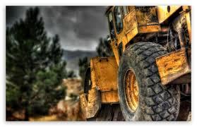 heavy truck ultra hd desktop background