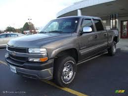 2001 Medium Charcoal Gray Metallic Chevrolet Silverado 2500HD LS ...