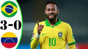 ملخص مباراة البرازيل ضد فينزويلا Brazil VS Venezuela 3 0 - YouTube