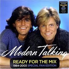 Купить <b>MODERN TALKING READY</b> FOR THE MIX 1984/2003 ...