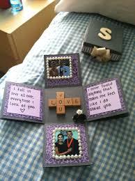 diy exploding love box for your boyfriend family etc
