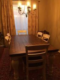 review photo 1 ladder back chairs5 piece dining setcote stylechalet style