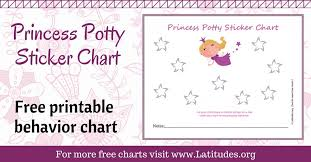 Potty Training Charts For Girls Potty Training Charts Archives Acn Latitudes