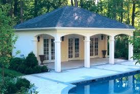 pool house interior ideas Fredericks Burg