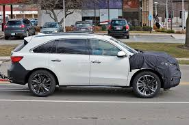 2018 acura rdx spy photos.  Acura 2017 Acura MDX With 2018 Acura Rdx Spy Photos