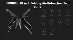 Xiaomi <b>HUOHOU 10</b> in <b>1</b> Multi-function Tool EDC Knife Banggood ...
