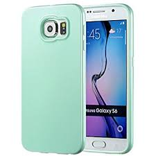 Galaxy S6 Mint Case, technext020 Case Silicone Protective Back Cover Slim Fit Samsung Amazon.com: