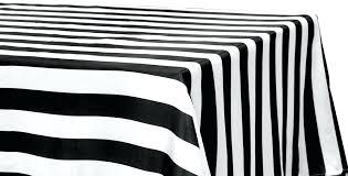 black and white polka dot plastic round tablecloth stripe satin rectangular tablecloth black white black and