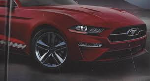 2018 audi order guide. beautiful order 2018 ford mustang order guide leaked just donu0027t opt for the chrome grille and audi order guide u
