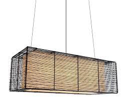 Kai Hanging Lamp Rectangular