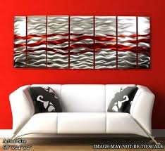 red metal wall art metal painting wall art contemporary decor red with regard to modern house red metal art wall decor decor on large metal wall art red with red metal art wall decor magnificent red and black metal wall art