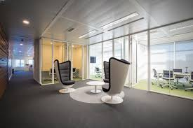 interior of office. Architecture Project And Construction Of Offices Interiors - Unit4  Portugal Interior Office I