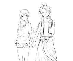 Anime Couples Coloring Pages Anime Couples Coloring Pages Cute