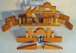wood unit blocks