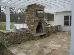 outdoortv affordable aluminum weatherproof outdoor tv enclosure makes any outdoor kitchen great for watching the