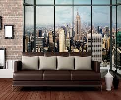 wall murals office. New York Office View Mural Wall Murals By Wwwwallmuralsie