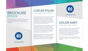 Brochure Trifold Template Free Tri Fold Brochure Template Free Download Mozo
