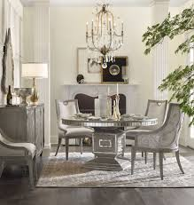 round dining table. Hooker Furniture Sanctuary Round Dining Table 5603-75203-LTBR