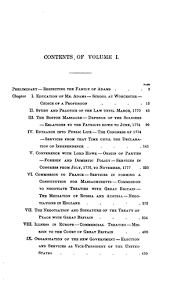 the works of john adams vol life of the author online original table of contents or first page