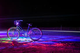Best Burning Man Bike Lights Mind Your Dust A Note Of Caution On Electric Powered Bikes