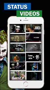Joker Video Status For Android Apk Download
