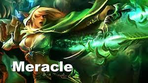 meracle windrunner dota 2 youtube