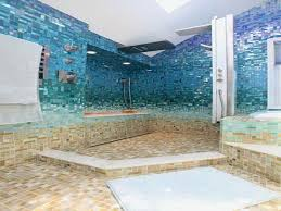 What are Cool Bathroom Tile Designs for Modern Homes with teleportic design