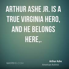 Arthur Ashe Quotes QuoteHD Custom Arthur Ashe Quotes