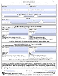Rental Lease Application Template - Romeo.landinez.co