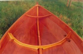 traditional wooden boat building
