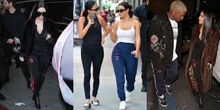 Calabasas Track Pants Size Chart You Can Finally Buy Kim Kardashians Favorite Sweatpants
