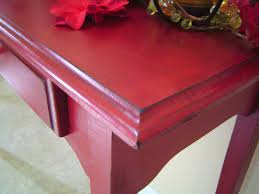 red entry table. Red Entry Table S