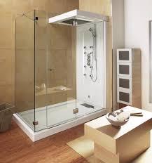 small bathroom ideas modern. Bathroom, Chic Modern Small Bathroom Ideas With The Wooden Veneer Floor: Beautiful M