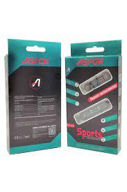Aspor Çift Taraflı Mıknatıslı Bluetooth Sport Kulaklık As-505 Fiyatı,  Yorumları - TRENDYOL