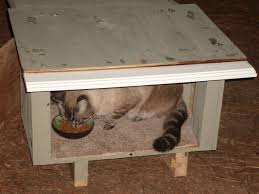 how to build a outdoor cat house plans insulated outdoor cat house plans