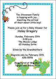 Little Boy Quotes Enchanting Awesome Baby Shower Invitation Poems And Top Collection Of Baby