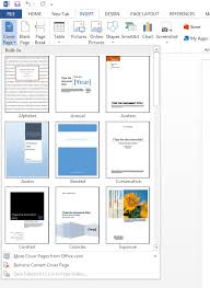 Microsoft Office Word Cover Page Templates Microsoft Word Cover Pages Templates Dattstar Com
