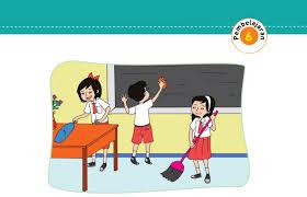 Kunci jawaban tema 4 kelas 6 halaman 11 12 13 16 19 20 pembelajaran 2 subtema 1. Kunci Jawaban Tema 4 Kelas 5 Halaman 43 44 45 46 47 50 Subtema 1 Pembelajaran 6 Buku Tematik Semangat Belajar